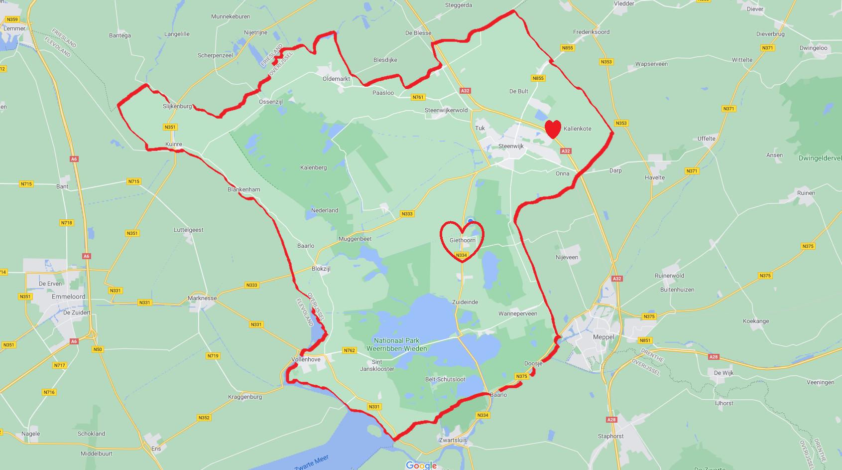 Kallenkote (ilovegiethoorn.nl)
