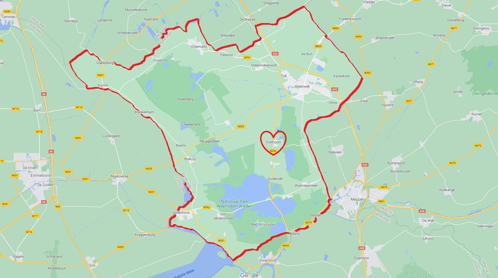 Marijenkampen (ilovegiethoorn.nl)