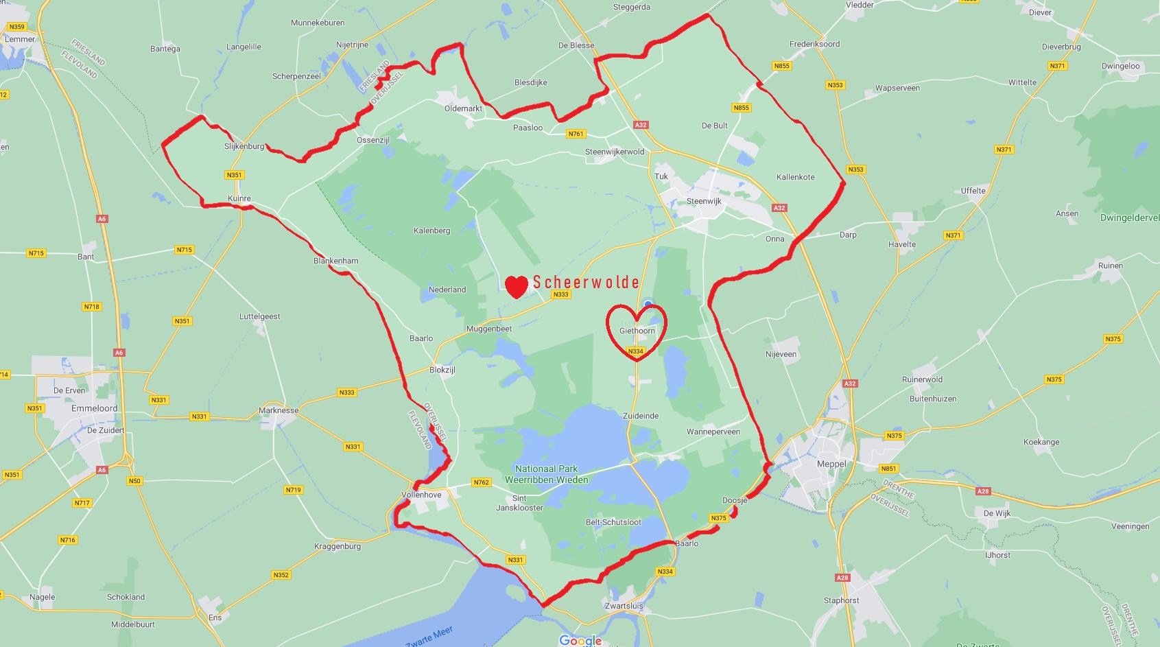 Scheerwolde (ilovegiethoorn.nl)
