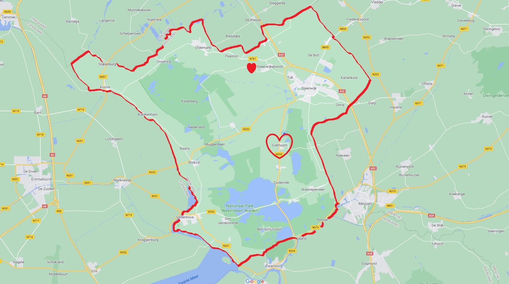 Steenwijkerwold (ilovegiethoorn.nl)